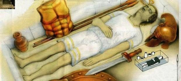 El residente de la tumba de Anfípolis es un general macedonio
