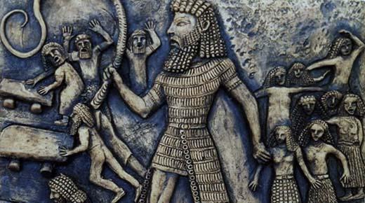 El desempeño de los antiguos igigi y su rebelión contra los Anunnaki