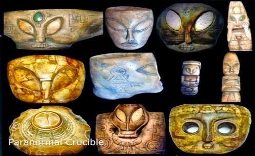 artefactos2 - Desclasificación del gobierno Mexicano de artefactos de origen extraterrestre