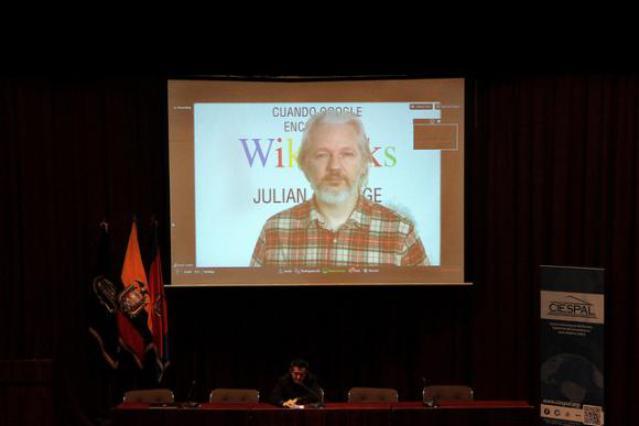 Assange insta a Suramérica a crear sus buscadores y redes en internet
