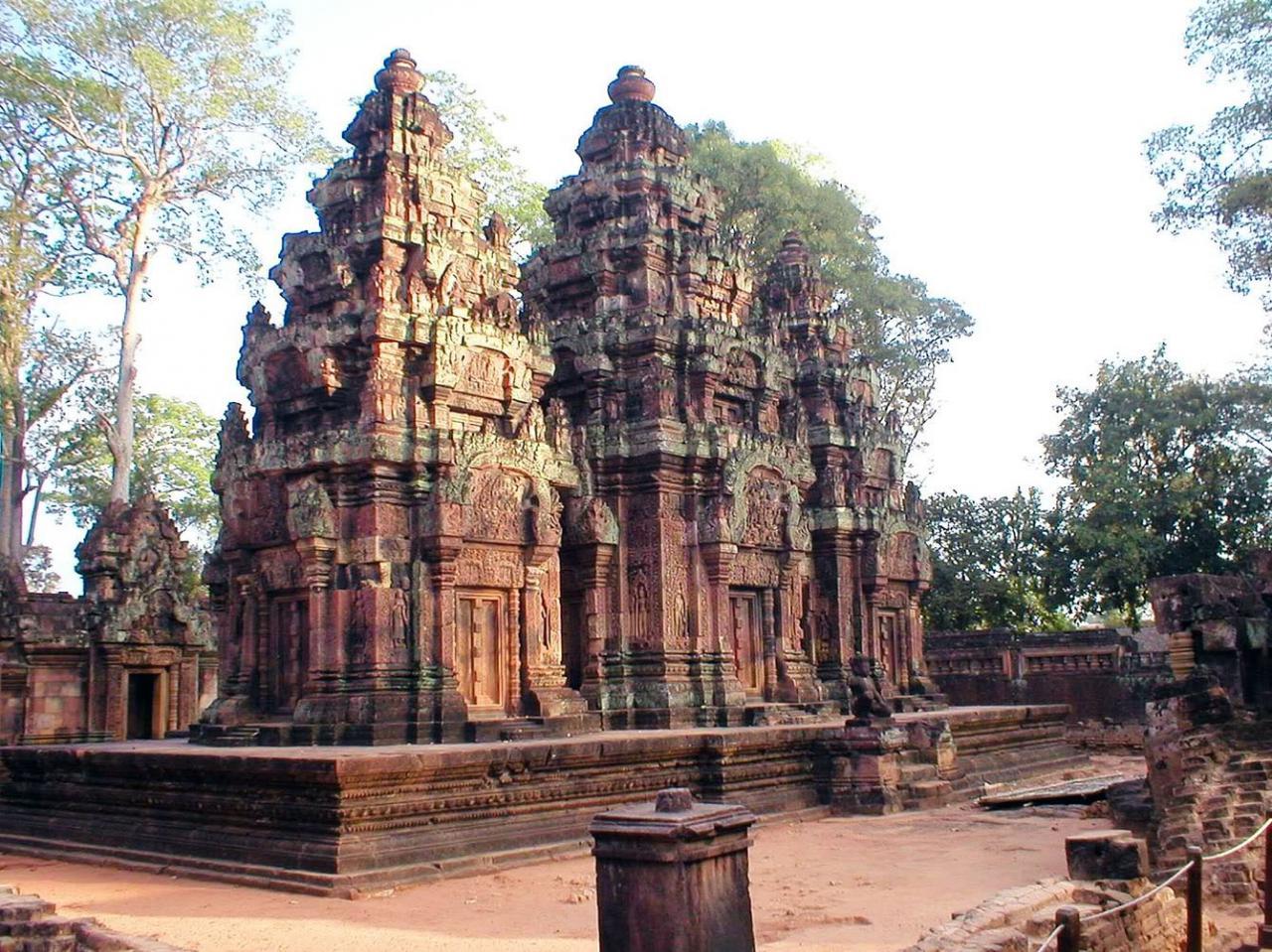 Paseo fotografico por Banteay Srei…Camboya