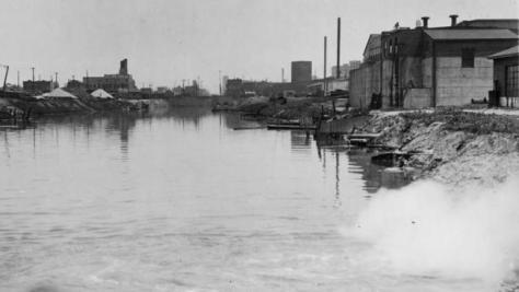 La sangrienta historia detrás de las burbujas de Bubbly Creek
