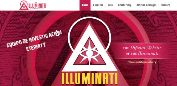 Jesuitas propietarios del telescopio Lucifer crean la web oficial de los Illuminati