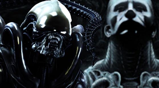 """""""Los alfa-draconianos"""" La siniestra especie alienígena."""