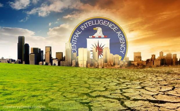 ¿Está la CIA financiando un programa de manipulación climática para detener el calentamiento global?