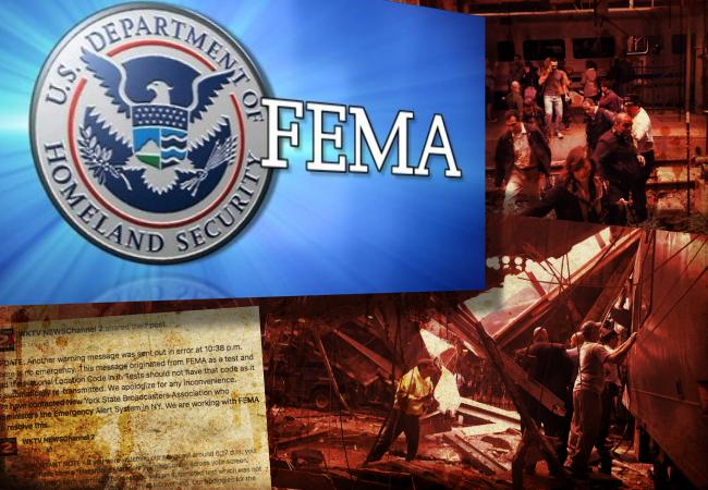 MISTERIO: APARECE UN ENIGMÁTICO MENSAJE DE FEMA HORAS ANTES DE UN ACCIDENTE DE TREN EN EEUU
