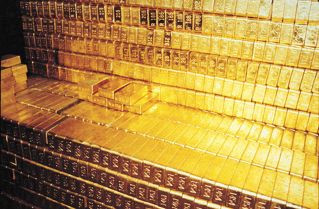 Ucrania lo admite: le saquearon sus reservas de oro