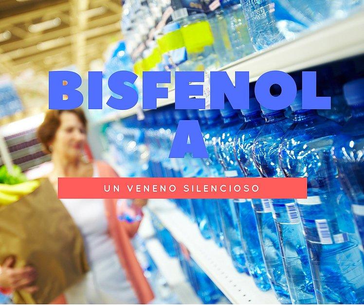 Bisfenol A, el veneno silencioso
