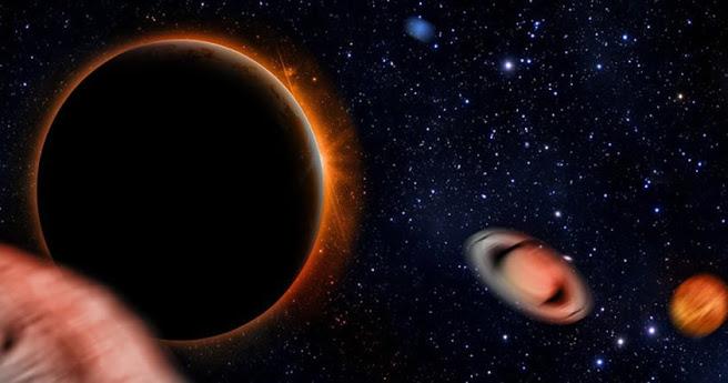 ¿Puede el Planeta Nueve representar un desastre para los demás planetas del Sistema Solar?