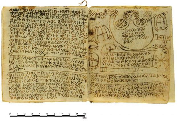 Descifran antiguo manual egipcio de conjuros