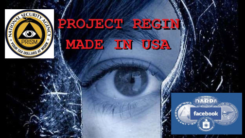 PROYECTO REGIN DE ESPIONAJE GLOBAL MASIVO DE EE.UU. CON DARPA