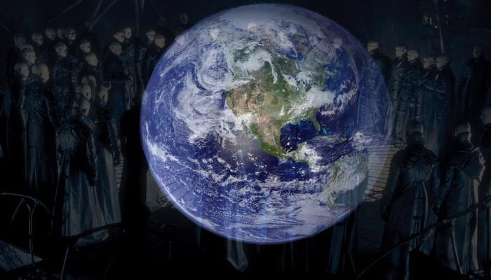 Un estudio sugiere que la Tierra esta siendo aislada por uniones alienígenas