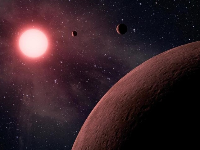 Proyecto Génesis: llevar vida a planetas de habitabilidad breve