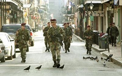 ¿Por qué el ejército de EEUU se entrena para combatir en grandes centros urbanos?