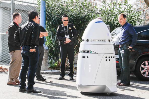 Llegan los Robots precursores de R2-D2