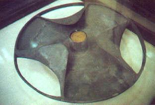 OOPARS. El Misterioso Disco del Príncipe Egipcio Sabu de la 1ª Dinastía.