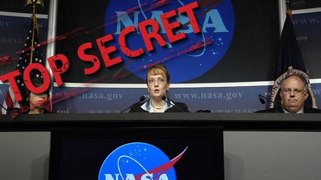 NASA Admite estar en contacto con Aliens pero se olvidó de mencionarlo.