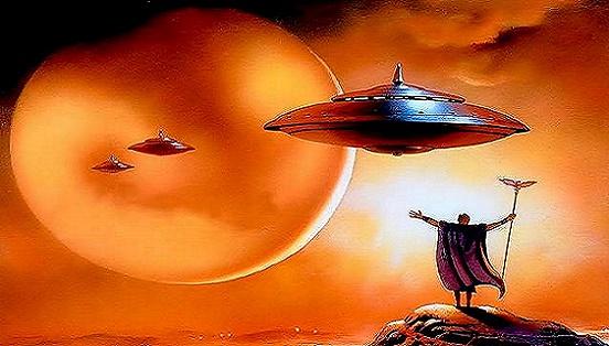 OPERACIÓN YAHVÉ: Dios extraterrestre que gobernó a la humanidad.