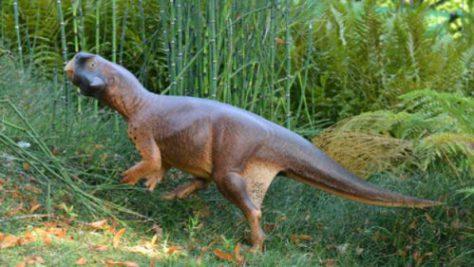 Increíble fósil nos permite conocer por primera vez la pigmentación de los dinosaurios