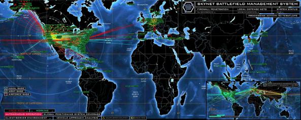 Aquí la prueba de que la Skynet de Google es real