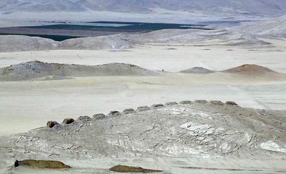 Los trece torres de Chankilla, Perú: antiguo observatorio astronomico …