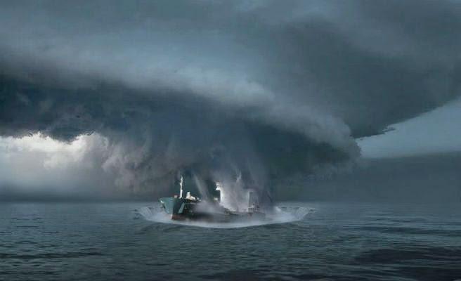 """El Misterioso """"Mar Del Diablo"""""""