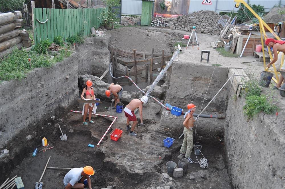 Excavan una ciudad fundada por los herederos de Gengis Kan