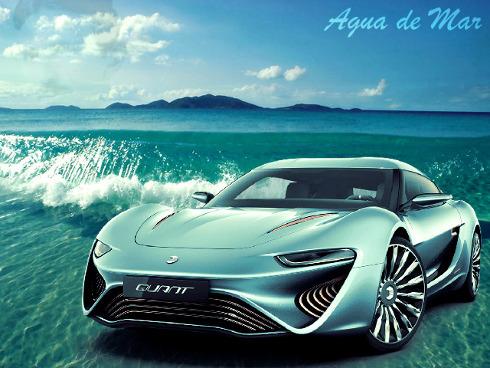 Vehículo Impulsado por Agua de Mar: 920 CV, 600 Kilómetros/Depósito