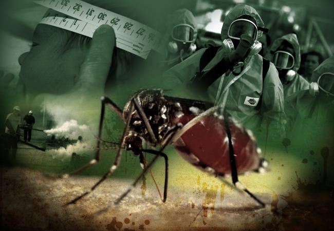 Virus Zika: ¿otra estafa gigantesca?