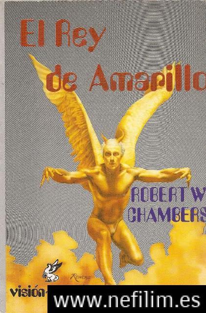 0El Signo Amarillo - La Conexión Secreta: El Portal Interdimensional de Níkola Tesla, Van Gogh y Robert W. Chambers