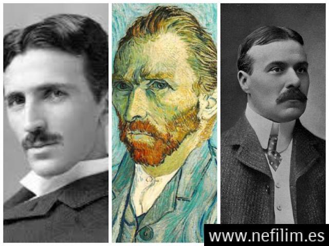 0los3 - La Conexión Secreta: El Portal Interdimensional de Níkola Tesla, Van Gogh y Robert W. Chambers