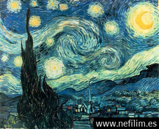 0noche estrellada - La Conexión Secreta: El Portal Interdimensional de Níkola Tesla, Van Gogh y Robert W. Chambers