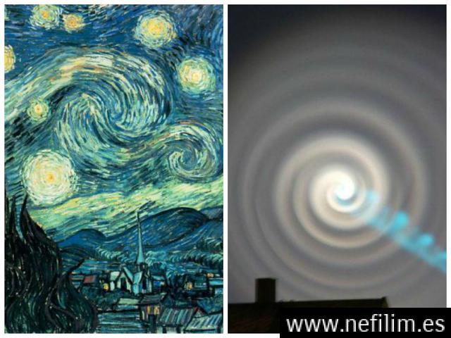 0serp - La Conexión Secreta: El Portal Interdimensional de Níkola Tesla, Van Gogh y Robert W. Chambers