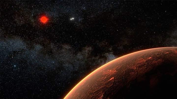 Un anillo de Einstein permitirá observar en 2028 el planeta Próxima b