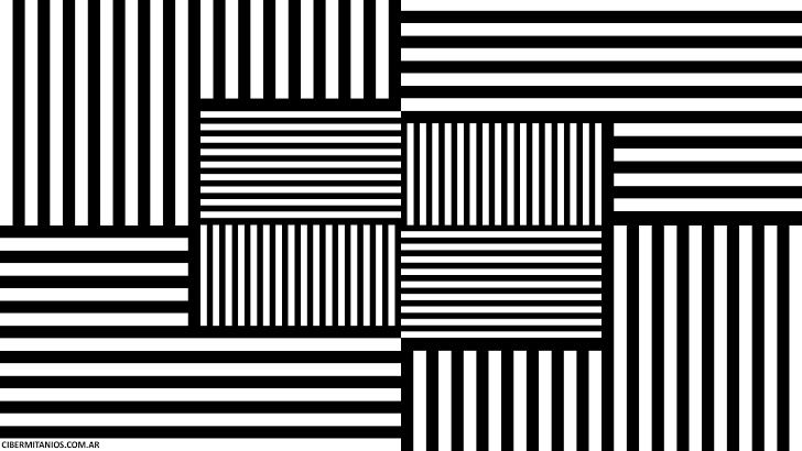 El efecto McCollough o como programar el cerebro para no ver algo que tienes delante