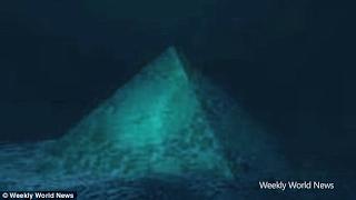 Hay Una Piramide De Cristal Debajo Del Triangulo De Las Bermudas? Teoricos De La Conspiracion Dicen Que Existe La Estructura – Y Que Podria Explicar Porque Los Aviones Se Pierden