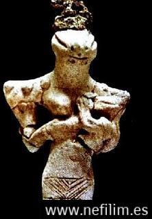 Ubaid Reptilian - URUSHDAUR: Ritual Sumerio para usurpar cuerpos