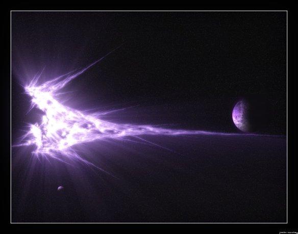 Los científicos encuentran que hay una distorsión en el espacio y el tiempo