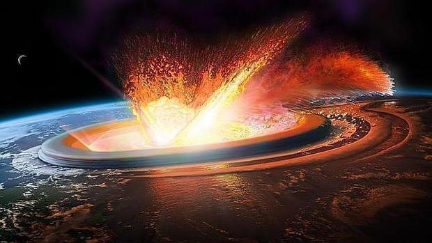 Un cometa pudo cambiar el clima de la Tierra hace 55 millones de años