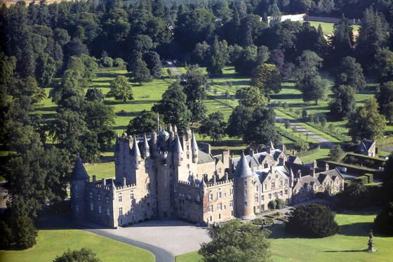 El Castillo de Glamis