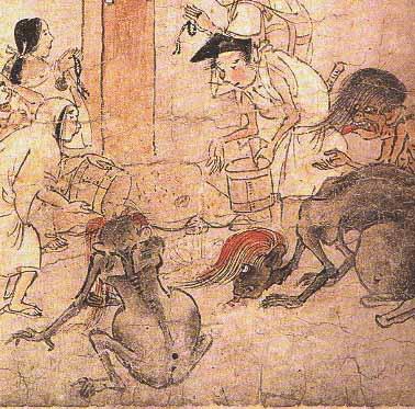 gaki 2 - Ocho de los demonios más famosos y temidos de las religiones del mundo