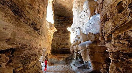 La ciudad perdida de los gigantes en el Gran Cañón y sus conexiones con otras civilizaciones