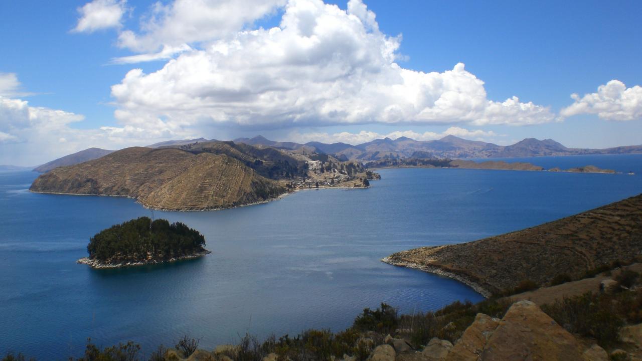 El Titicaca : Secretos Y Enigmas.