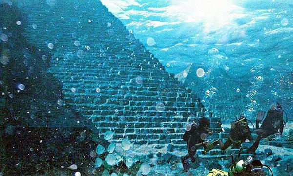 Las Posibles Ruinas De La Atlantida