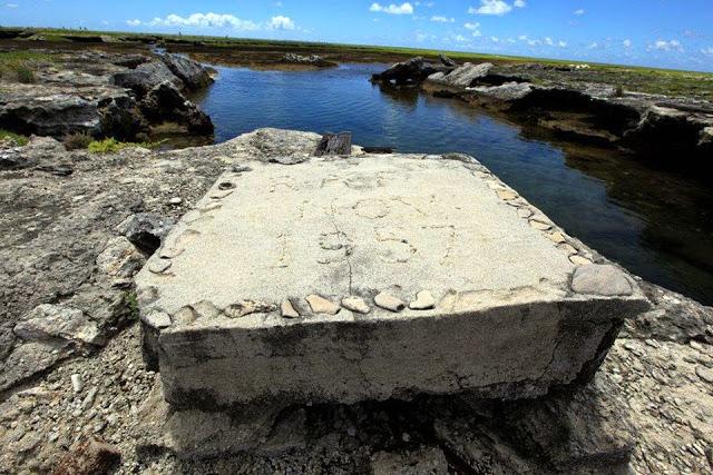 Los Misteriosos Edificios En La Isla Malden