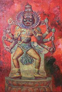pishacha - Ocho de los demonios más famosos y temidos de las religiones del mundo