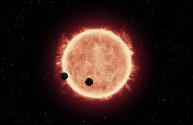 La mayoría de planetas que orbitan estrellas como Próxima Centauri son del tamaño de la Tierra y tienen agua en abundancia