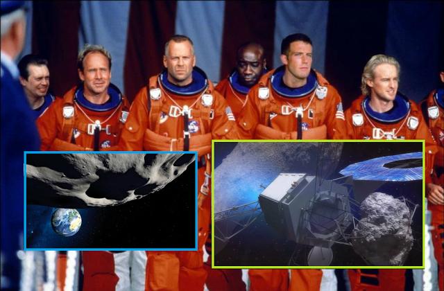 NASA Revela Nave Espacial ARM para Salvar a la Tierra del Impacto de Un Asteroide.