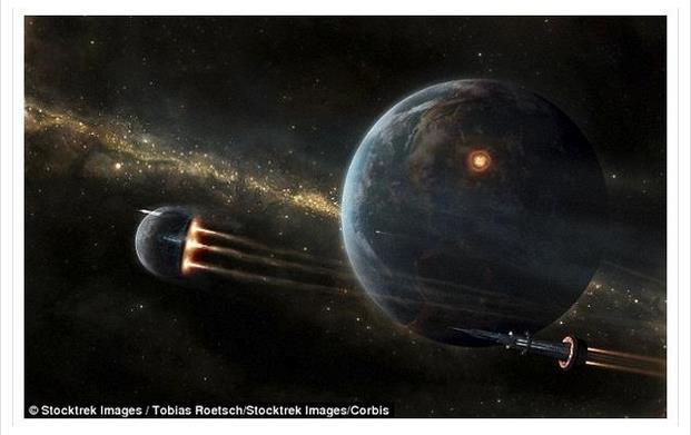 Los investigadores creen que los seres humanos no son de la Tierra;Nos originamos de otro lugar en el Universo