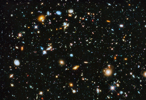 Habría más de 2 billones de galaxias en todo el universo